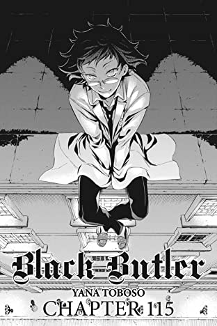Black Butler No.115