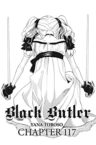 Black Butler No.117
