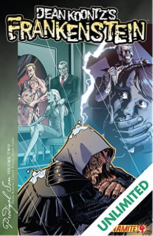 Dean Koontz's Frankenstein: Prodigal Son Vol. 2 #4