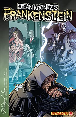 Dean Koontz's Frankenstein: Prodigal Son Vol. 2 #4