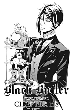 Black Butler No.118