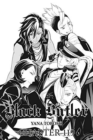 Black Butler No.119