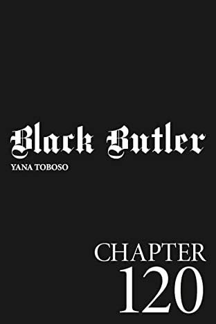 Black Butler No.120