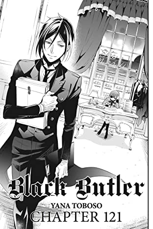 Black Butler No.121