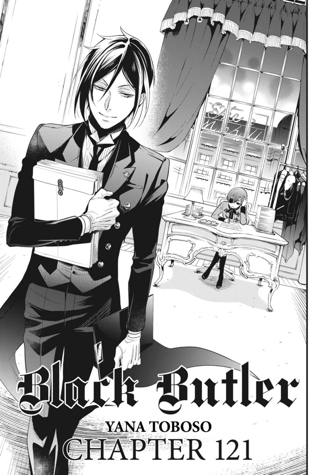 Black Butler #121