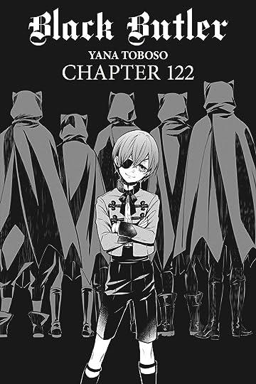 Black Butler #122