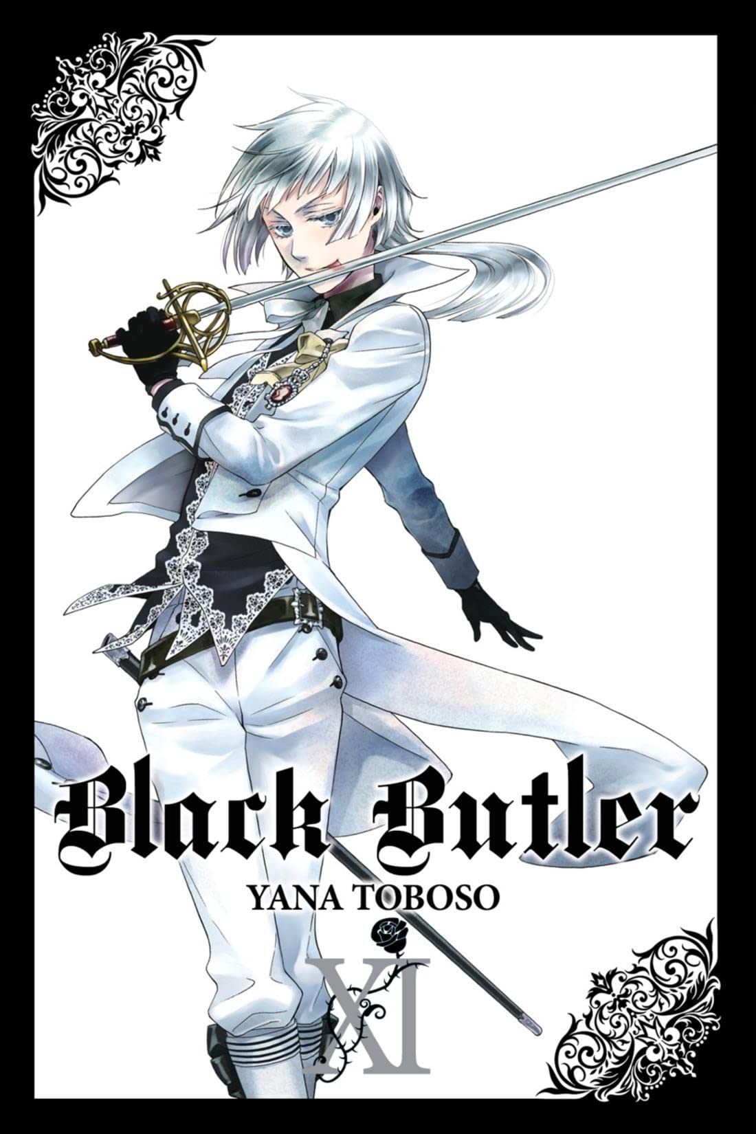 Black Butler Vol. 11