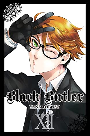 Black Butler Vol. 12