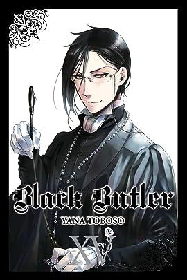 Black Butler Vol. 15