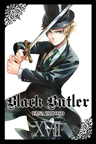 Black Butler Vol. 17