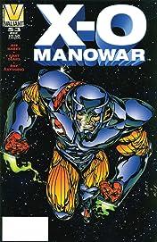 X-O Manowar (1992-1996) #53