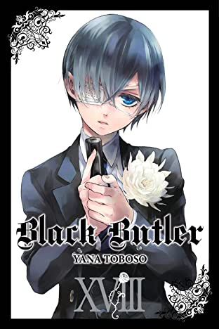 Black Butler Vol. 18