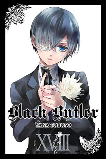 Black Butler Vol. 18