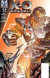 X-O Manowar (1992-1996) #54