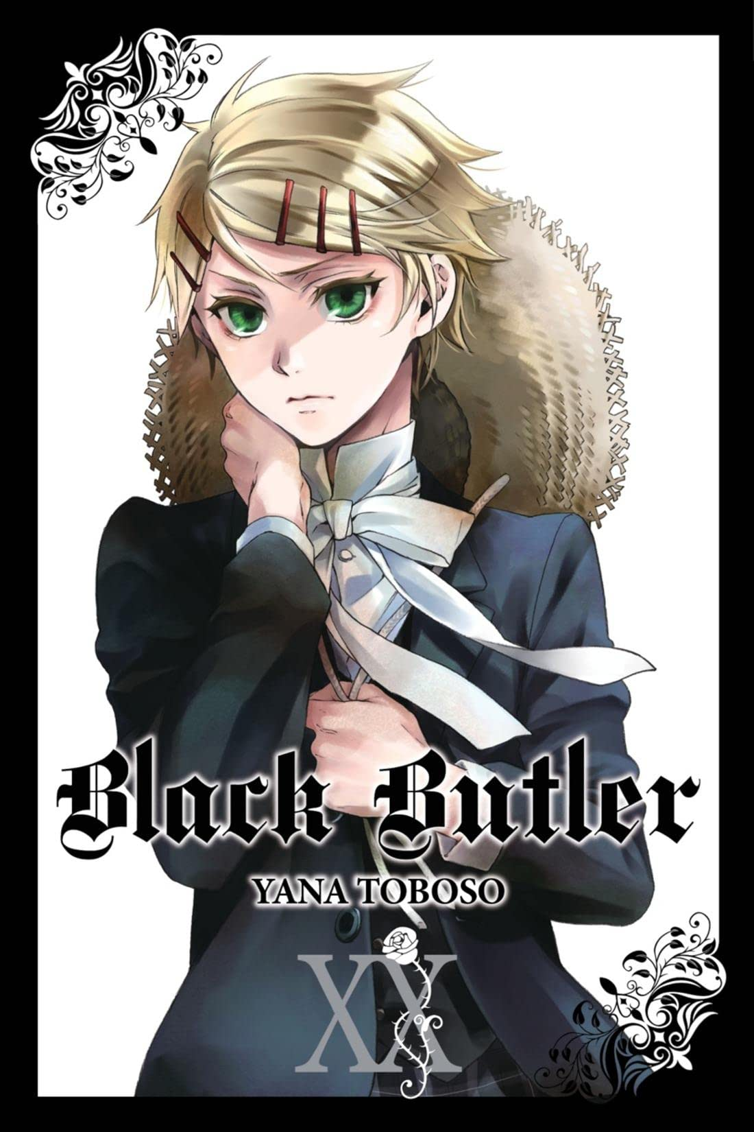 Black Butler Vol. 20