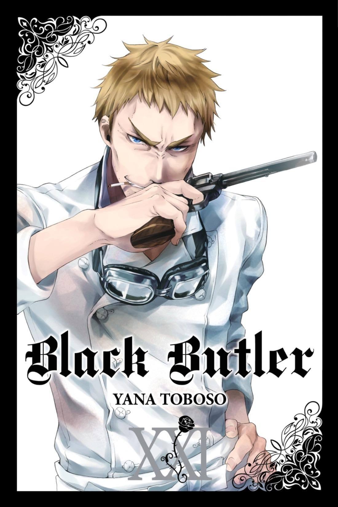 Black Butler Vol. 21