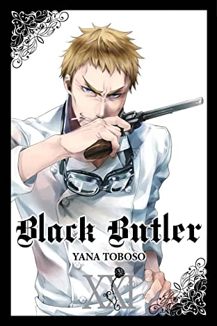 Black Butler Vol. 21