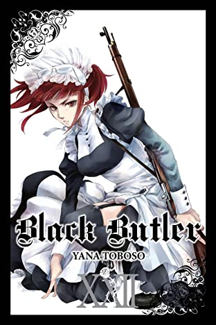 Black Butler Vol. 22