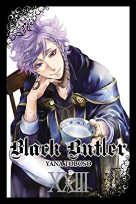 Black Butler Vol. 23
