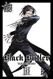 Black Butler Vol. 3