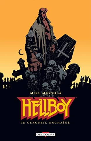 Hellboy Tome 3: Le Cercueil enchaîné