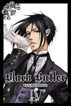 Black Butler Vol. 4
