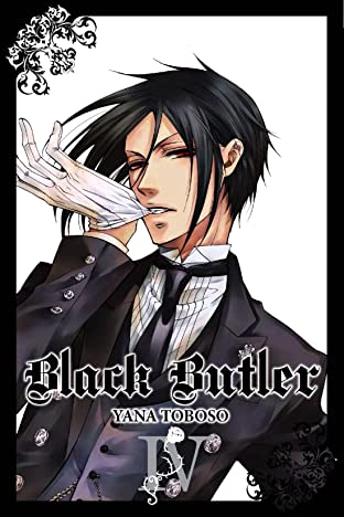 Black Butler Vol. 4