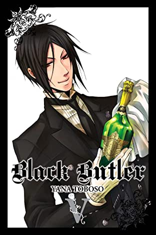 Black Butler Vol. 5