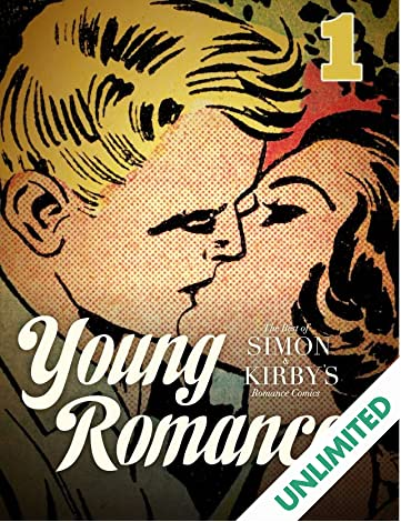 Young Romance: Simon & Kirby 1940-1950 #1