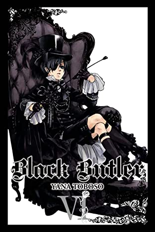 Black Butler Vol. 6
