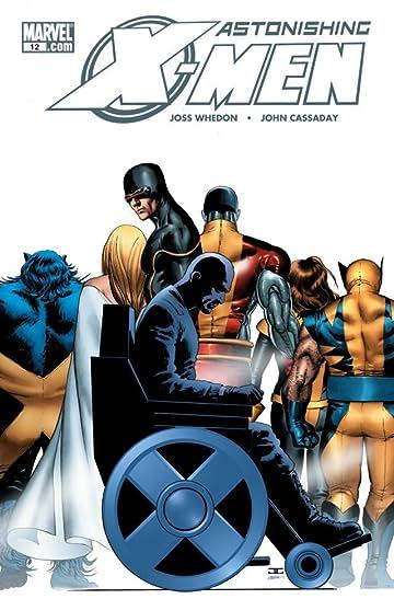 Astonishing X-Men (2004-2013) No.12