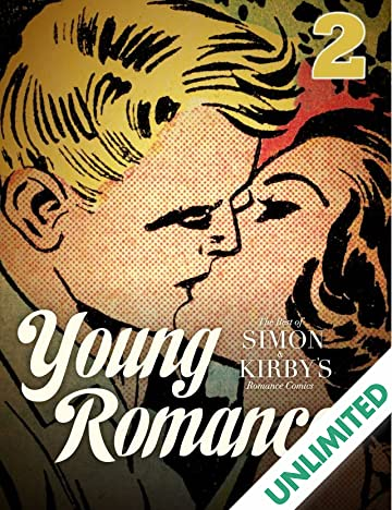 Young Romance: Simon & Kirby 1940-1950 #2