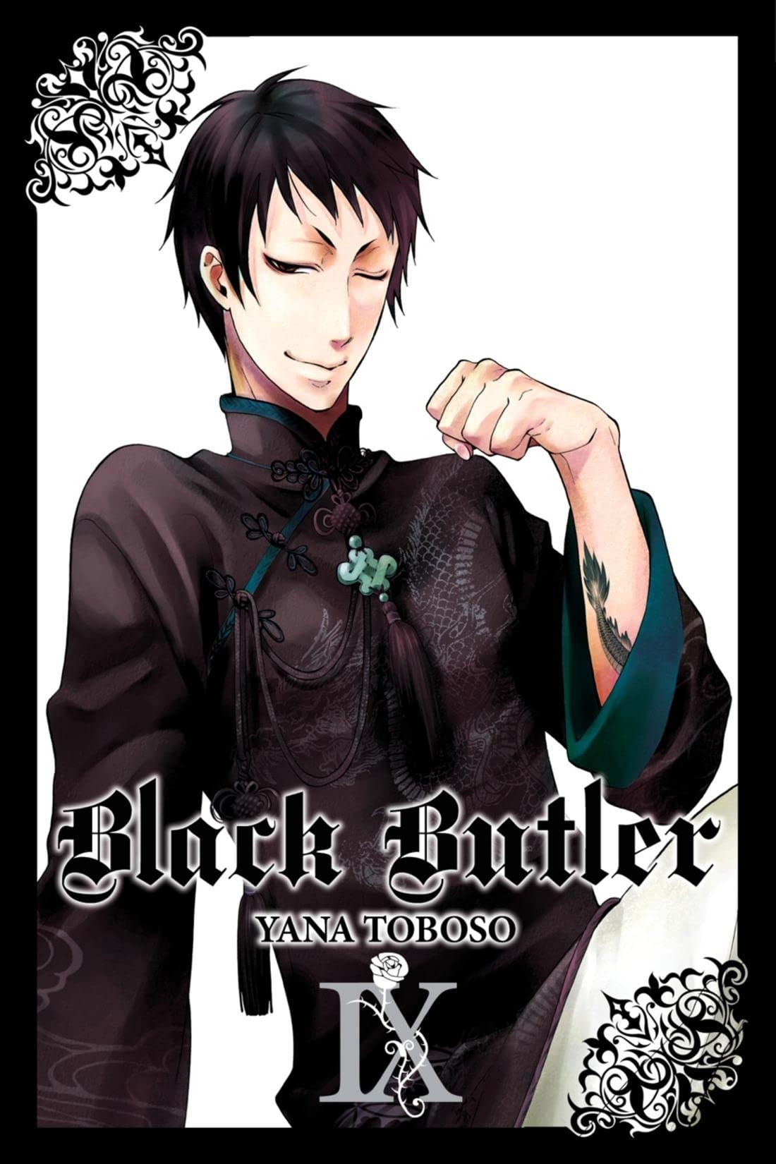 Black Butler Vol. 9