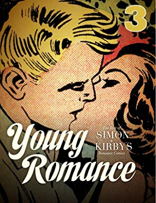 Young Romance: Simon & Kirby 1940-1950 #3