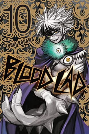 Blood Lad Vol. 10