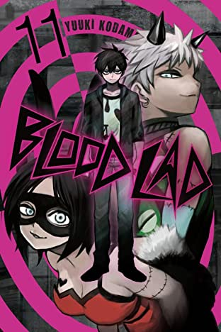 Blood Lad Vol. 11