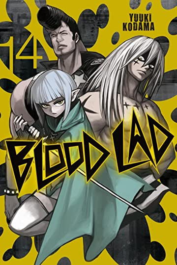 Blood Lad Vol. 14