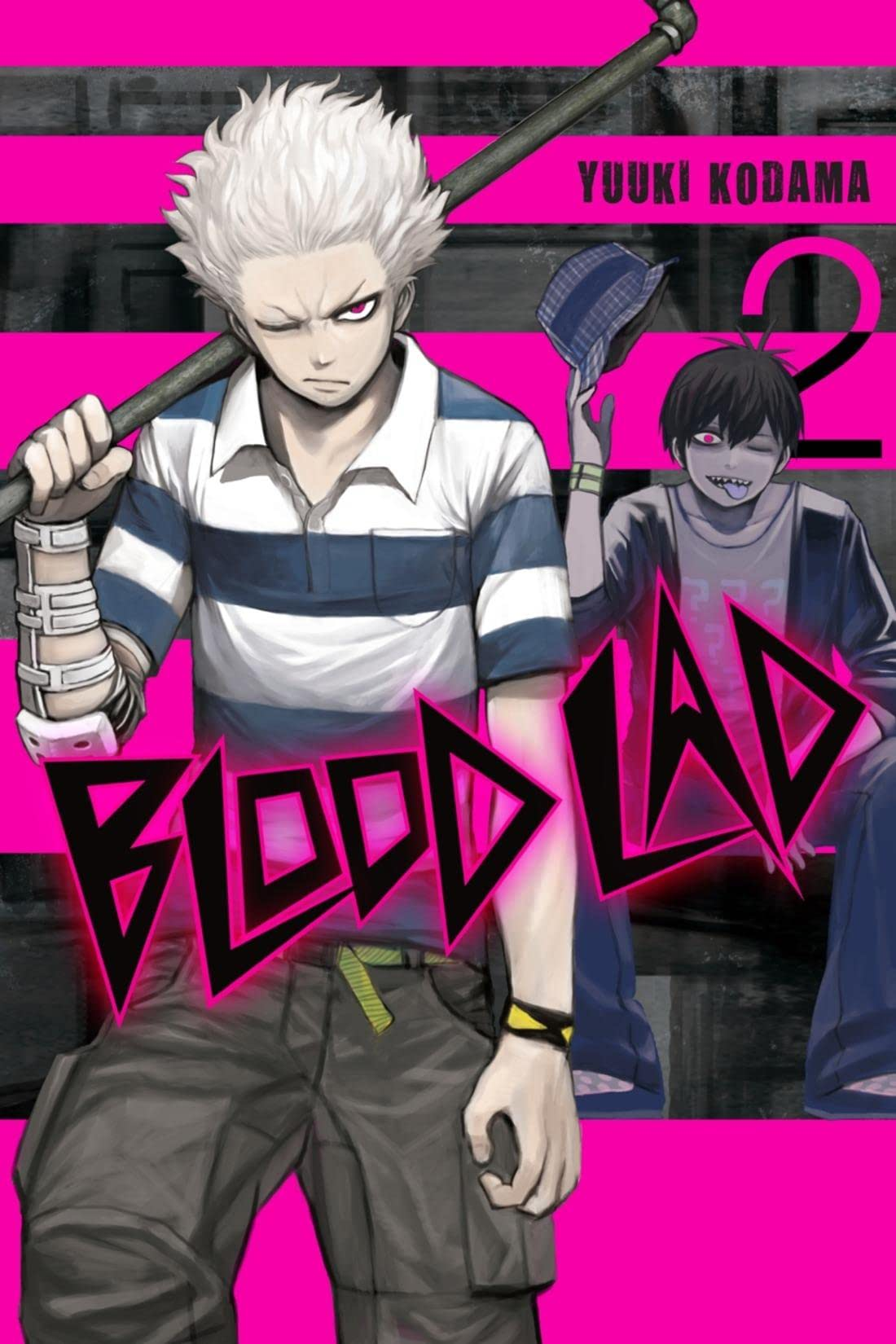 Blood Lad Vol. 2