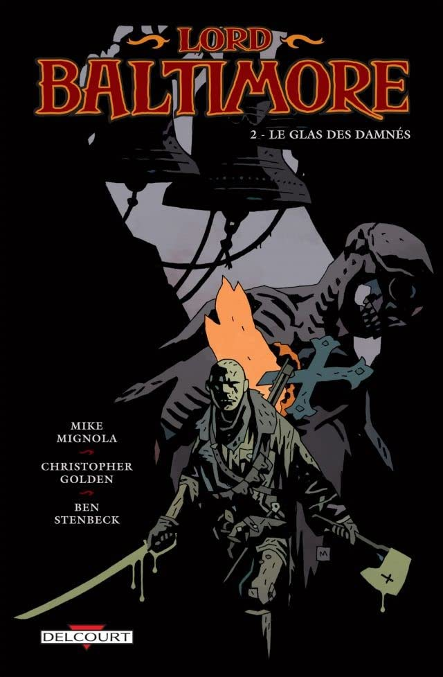 Lord Baltimore Vol. 2: Le Glas des damnés