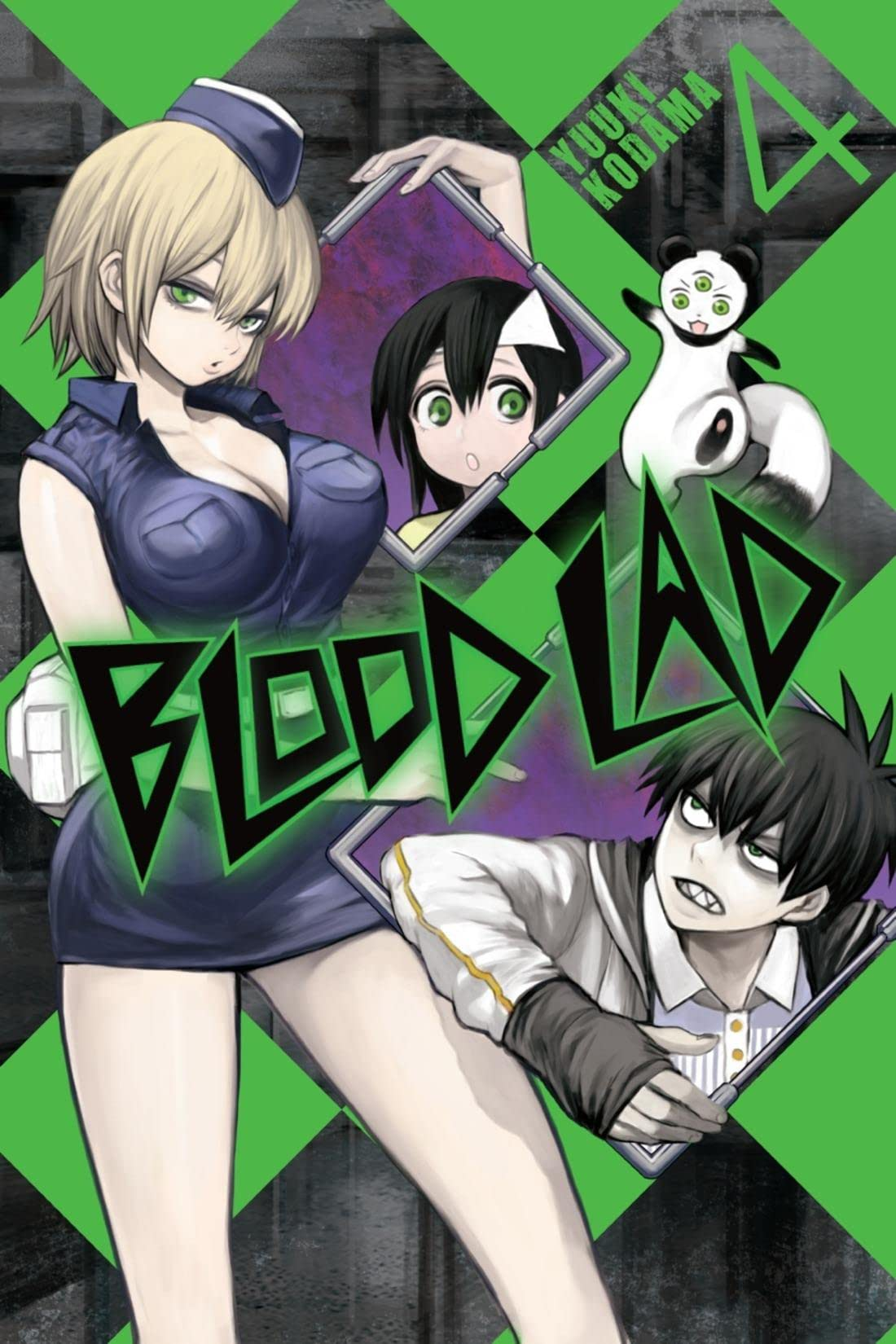 Blood Lad Vol. 4