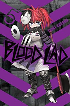 Blood Lad Vol. 5