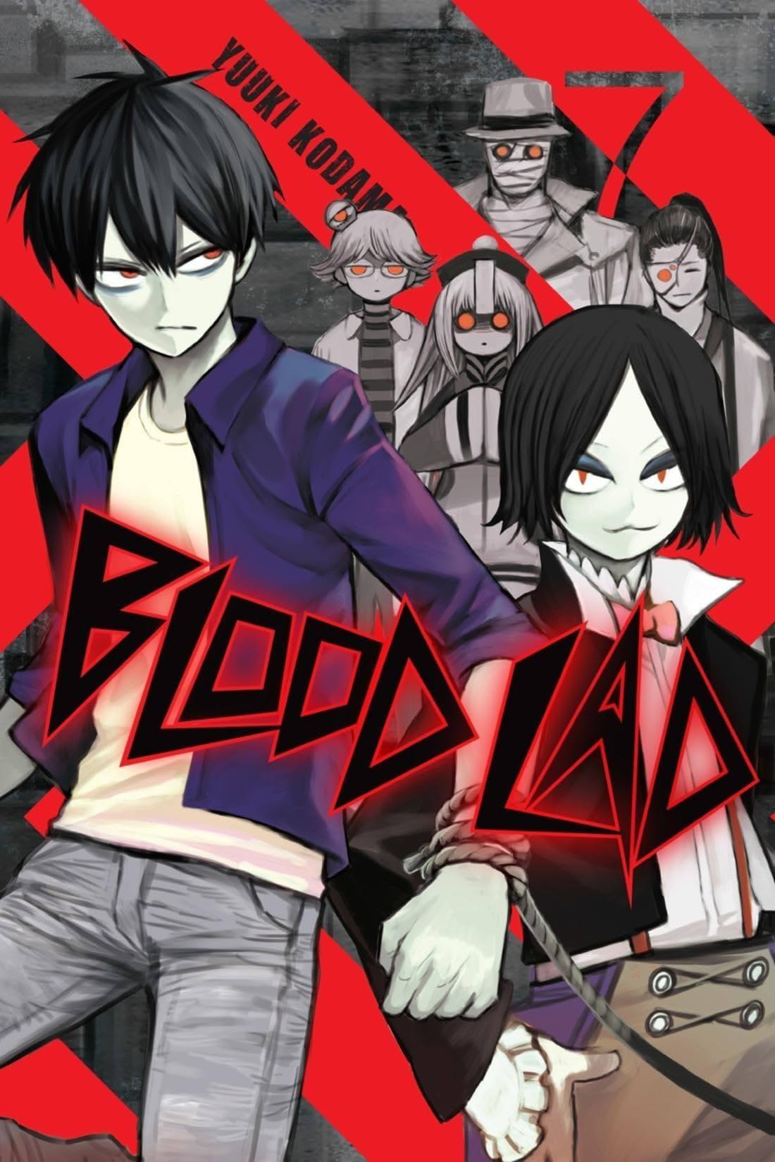 Blood Lad Vol. 7