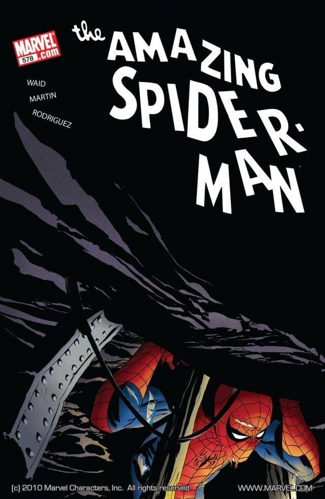 Amazing Spider-Man (1999-2013) #578