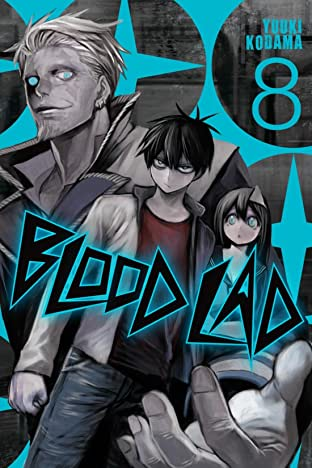 Blood Lad Vol. 8