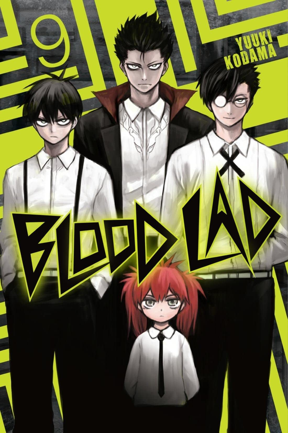 Blood Lad Vol. 9