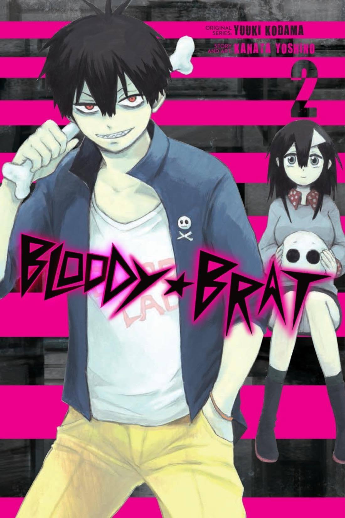 Bloody Brat Vol. 2