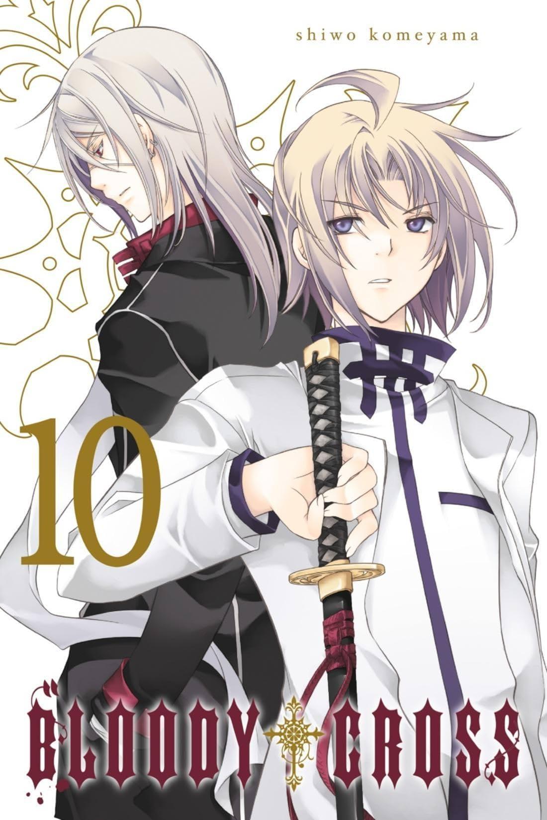 Bloody Cross Vol. 10
