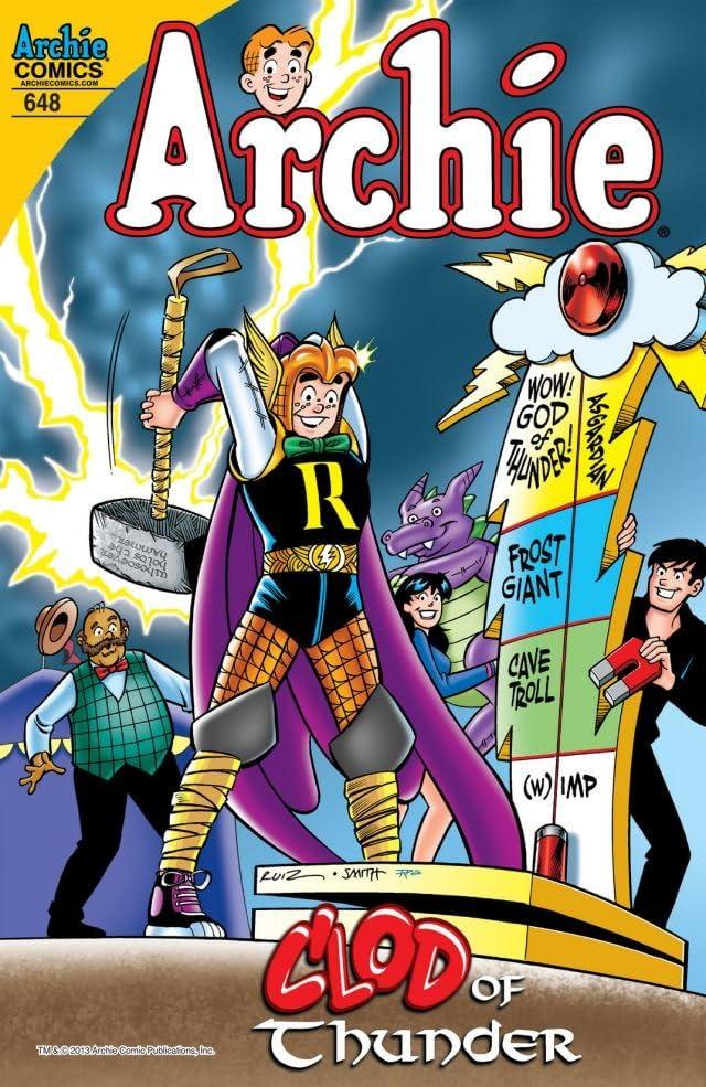 Archie #648