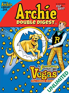 Archie Double Digest #244