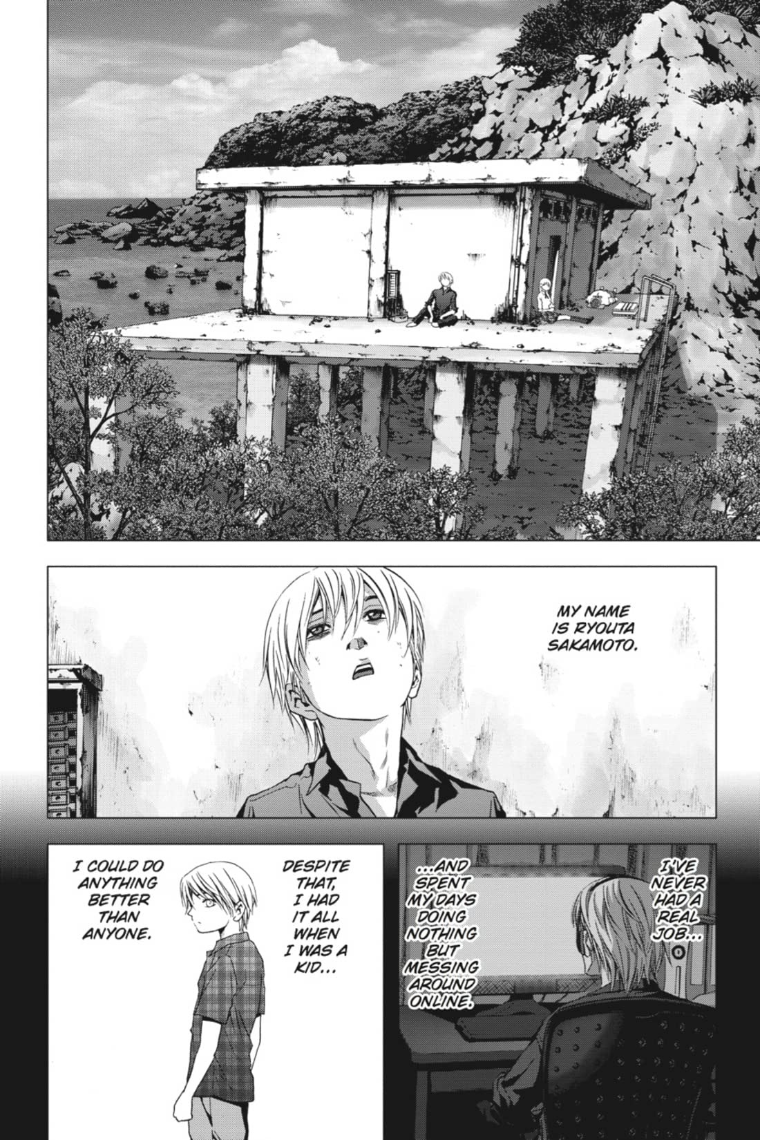 BTOOOM! Vol. 4